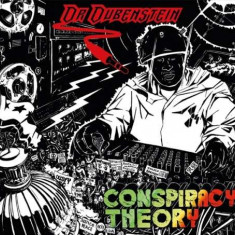 Dr. Dubenstein - Conspiracy Theory ( 1 CD ) - Muzica Drum and Bass