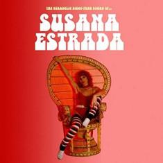 Susana Estrada - Sexadelic Disco-Funk.. ( 1 VINYL ) - Muzica Chillout
