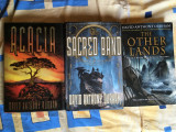 David Anthony Durham - Acacia Trilogy -  war with the Mein ,Other Lands, Alta editura