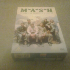 MASH - Season One Collector's Edition - 24ep - DVD [C-acu] - Film serial, Comedie, Engleza