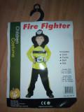 Costum Pompier  7-10 ani