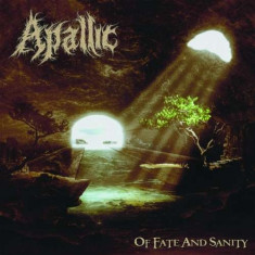 Apallic - Of Fate & Sanity ( 1 CD ) - Muzica Rock