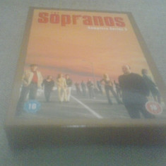 The Sopranos – Complete Series 3 - 13 ep - DVD [B, cad] - Film serial, Drama, Engleza