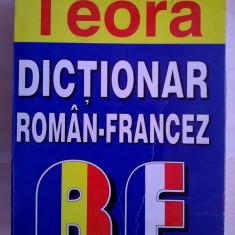 Marcel Saras – Dictionar roman-francez de buzunar