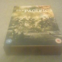 The Pacific- 10 ep - DVD [B, C] - Film serial, Razboi, Engleza