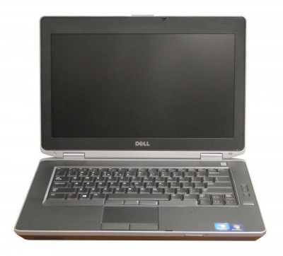 Laptop DELL Latitude E6430, Intel Core i7 Gen 3 3540M 3.0 Ghz, 4 GB DDR3, 320 GB SATA, DVDRW, WI-FI, Card Reader, Display 14inch 1366 by 768 foto