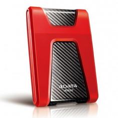 HDD EXT. A-DATA 1TB 2.5 HD650 RED AHD650-1TU3-CRD - HDD extern