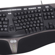 Tastatura Microsoft MS NATURAL ERGONOMIC 4000 USB B2M-00022