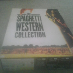 The Spaghetti western collection - DVD [A, B] - Film serial, Engleza