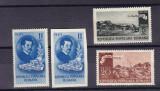 ROMANIA  1950 , LP 262 ,  CENTENARUL NASTERII LUI I.  ANDREESCU  SERIE  MNH, Nestampilat