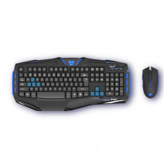 KIT E-BLUE COBRA REINFORCEMENT-IRON PROFESSIONAL GAMING - Tastatura