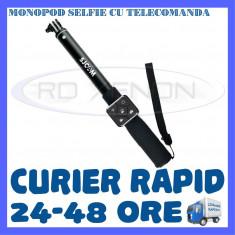 MONOPOD SELFIE CU TELECOMANDA SJCAM M20, SJ6 LEGEND, SJ7 STAR