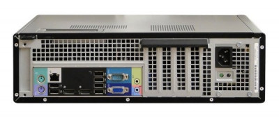 Calculator Dell Optiplex 9010 Desktop, Intel Core i5 3570 3.4 GHz, 8 GB DDR3, 250 GB HDD SATA, DVD-ROM foto