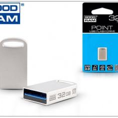 """Memorie USB Goodram """"Point"""" 32GB USB3.0 (PD32GH3GRPOSR10)"""" - Stick USB"""