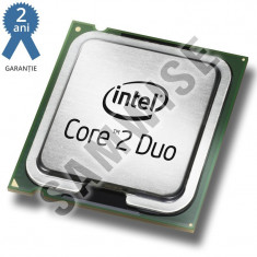 Procesor Intel Core 2 Duo E8400, 3GHz, FSB 1333MHz, LGA775, GARANTIE 2 ANI !!!
