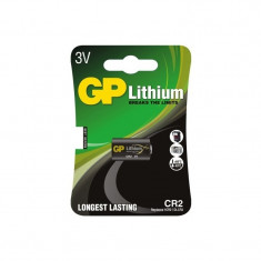 1x GP CR2 DLCR2 EL1CR2 CR15H270 baterie cu litiu BL179 - Baterie Aparat foto