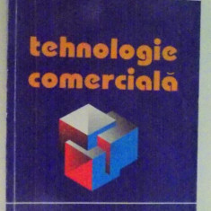 TEHNOLOGIE COMERCIALA de A-L RISTEA, C. TUDOSE, V. IOAN-FRAC, 1995 - Carte Marketing