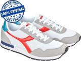 Pantofi sport Diadora Breeze pentru barbati - adidasi originali - alergare, 42.5, 44.5, Alb, Textil