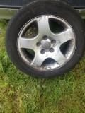 """Roti de vara Audi 16"""" din aluminiu, 8, 5"""