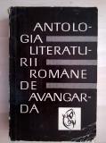 Sasa Pana - Antologia literaturii romane de avangarda
