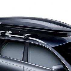 Cutie portbagaj Thule - Dynamic L Black (900 Black - negru)