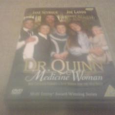 Dr Quinn Medicine Woman - Series Six - 22 ep - DVD [B] - Film serial, Drama, Engleza