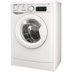 Masina de spalat Indesit EWSE 61251 W EU - Masina de spalat rufe Indesit, 6 kg, A+