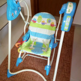 Leagan Fisher-Price 3in1 Swing 'n Rocker