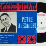 "Disc vinil PETRE ALEXANDRU - Refrene uitate (disc mic 7"" - EDC 10.135) - Muzica Pop electrecord"