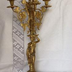 Sfesnic Art Nouveau - Metal/Fonta
