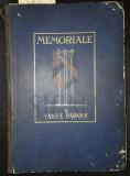 MEMORIALE - VASILE PARVAN