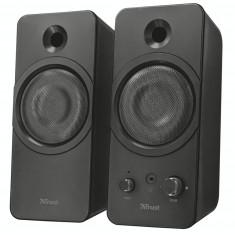 Boxe Trust Zelos Speaker 2.0 12W Black - Boxe PC