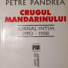CRUGUL MANDARINULUI - PETRE PANDREA - Eseu