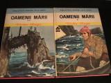 OAMENII MARII- VICTOR HUGO-2 VOL-452 PG- B P T -, Alta editura