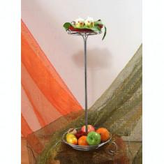 Frutiera inalta cu suport flori, pentru nunti si evenimente