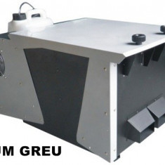 LICHIDARE STOC!MASINA DISCO DE FUM GREU CU GHEATA NORMALA SAU CARBONICA,3000watt