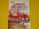 Program meci fotbal STEAUA ROSIE BELGRAD - ARSENAL LONDRA (19.10.2017)