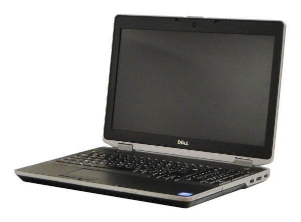 Laptop Dell Latitude E6530, Intel Core i7 Gen 3 3520M 2.9 GHz, 8 GB DDR3, 320 GB HDD SATA, DVDRW, Wi-Fi, Bluetooth, Card Reader, WebCam, Tastatur foto mare