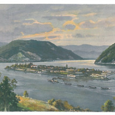 4183 - ADA-KALEH - old postcard - used - 1916 - Carte Postala Oltenia 1904-1918, Circulata, Printata