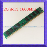 Memorie PC slot 2Gb DDR3 1600 Mhz PC3 12800 (1 Buc. x 2 Gb) L181, DDR 3, Dual channel