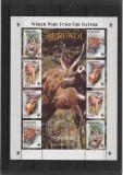 Fauna ,WWF cervide ,Burundi ., Nestampilat