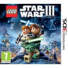 LEGO Star Wars 3 The Clone Wars N3DS