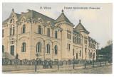 4176 - Rm. VALCEA - old postcard - unused, Necirculata, Printata