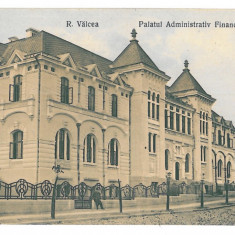 4176 - Rm. VALCEA - old postcard - unused - Carte Postala Oltenia 1904-1918, Necirculata, Printata