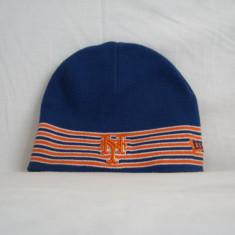 Caciula - fes New York Mets originala - marime universala - Fes Barbati, Culoare: Albastru