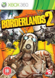 Borderlands 2  - XBOX 360 [Second hand], Shooting, 18+, Single player