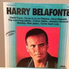 HARRY BELAFONTE - BEST OF (1965/RCA Rec/RFG) - Vinil/Analog/Vinyl/Impecabil (NM) - Muzica Pop rca records