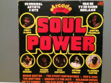 SOUL POWER - VARIOUS ARTISTS (1976/ARCADE/RFG) - Vinil/Analog/Impecabil(NM-), universal records
