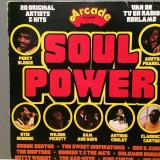SOUL POWER - VARIOUS ARTISTS (1976/ARCADE/RFG) - Vinil/Analog/Impecabil(NM-)