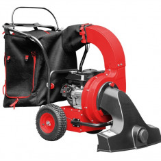 Aspirator de frunze benzina HECHT 8573 PROFI - Aspirator/Tocator frunze